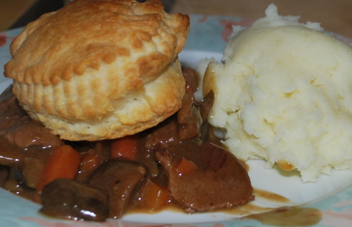 Venison pie is a popular dish in Scotland to this day.