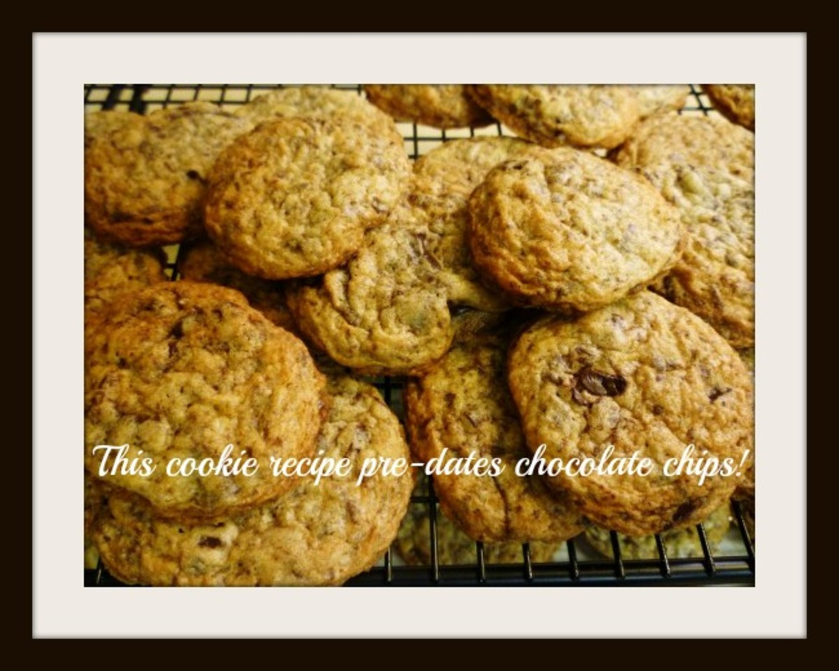 Old Fashioned Cookies from My Grandma ~ Chocolate Cookies for Chocolate Lovers