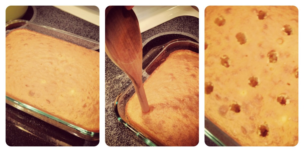 Cake Recipes Using Yellow Cake Mix