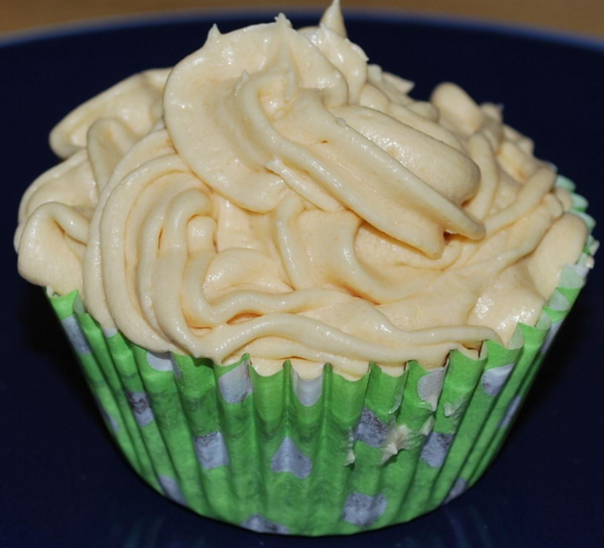 Easy buttercream cake icing recipe