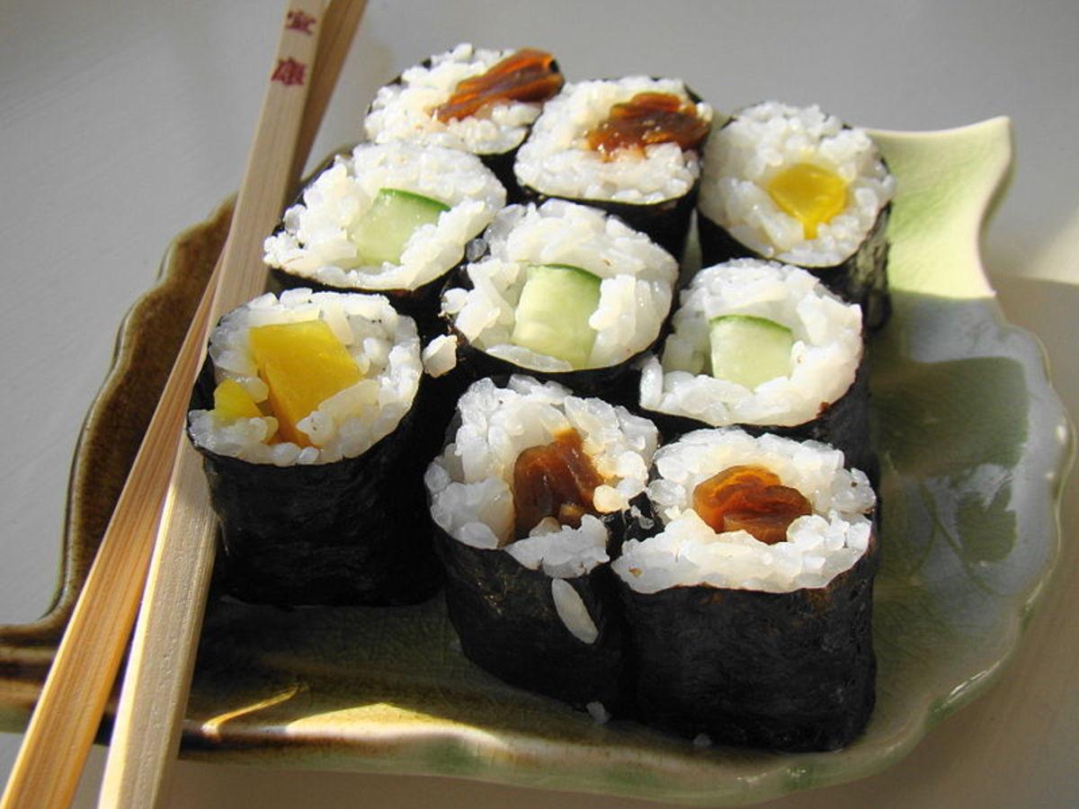 Maki-sushi/hosomaki