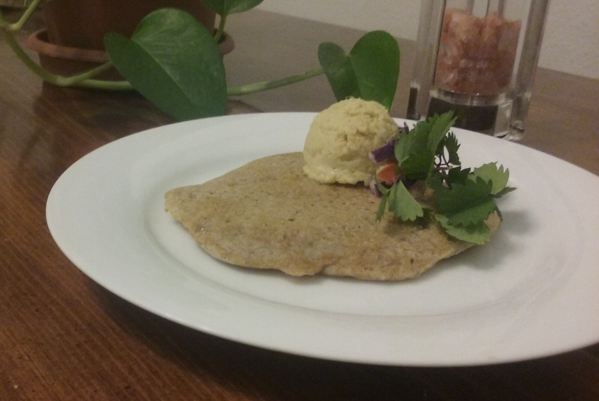 Tasty and Healthy--Meet the Dosa