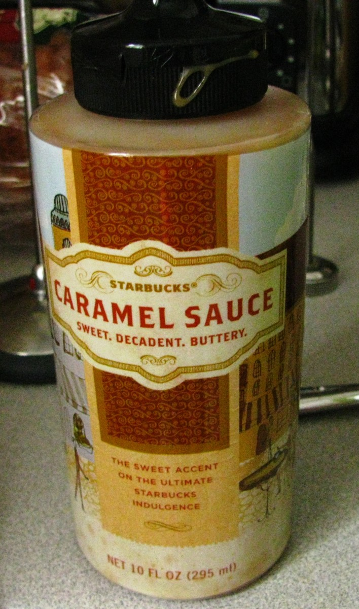 The sauce Starbucks uses for its Caramel Drizzle is available for purchase in SOME of its retail stores, as well as on their website.