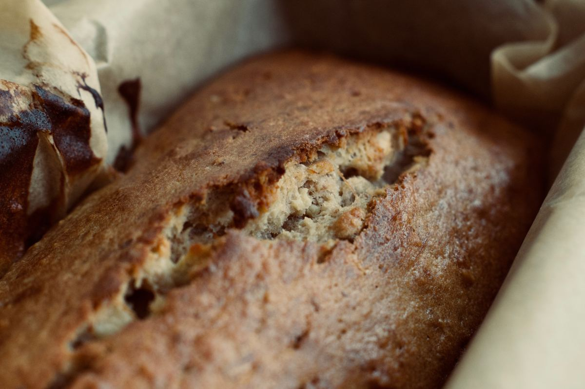 Store banana bread to enjoy it for a longer period of time!