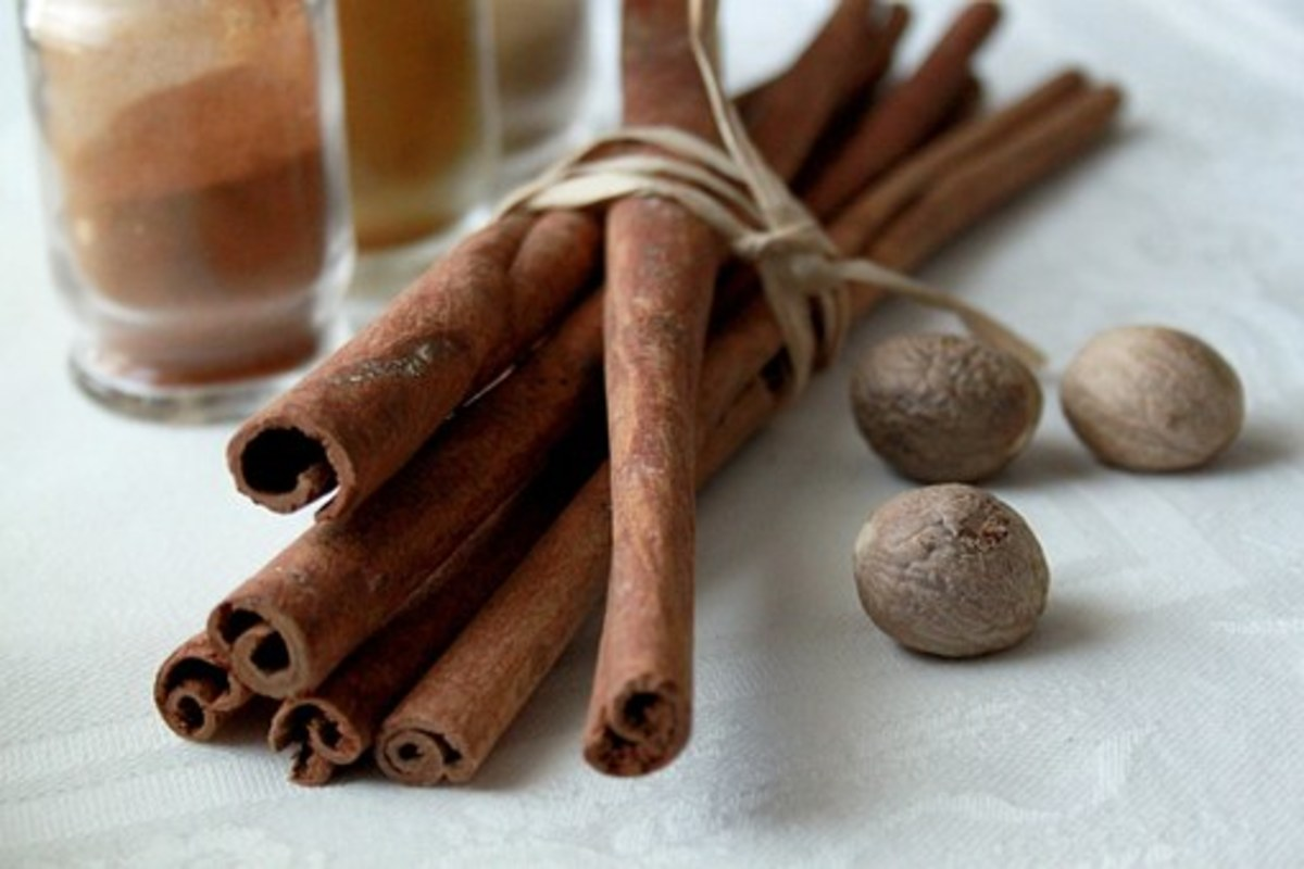 Cinnamon is a super healthy spice; if don't have any berries to add to your oatmeal, just sprinkle some cinnamon to add flavor and nutrition.