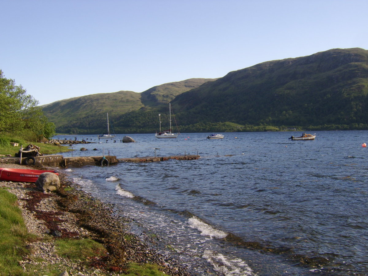 Loch Etive is a sea loch in the West of Scotland with an incredible variety of marine life, making it a sea fisherman's paradise