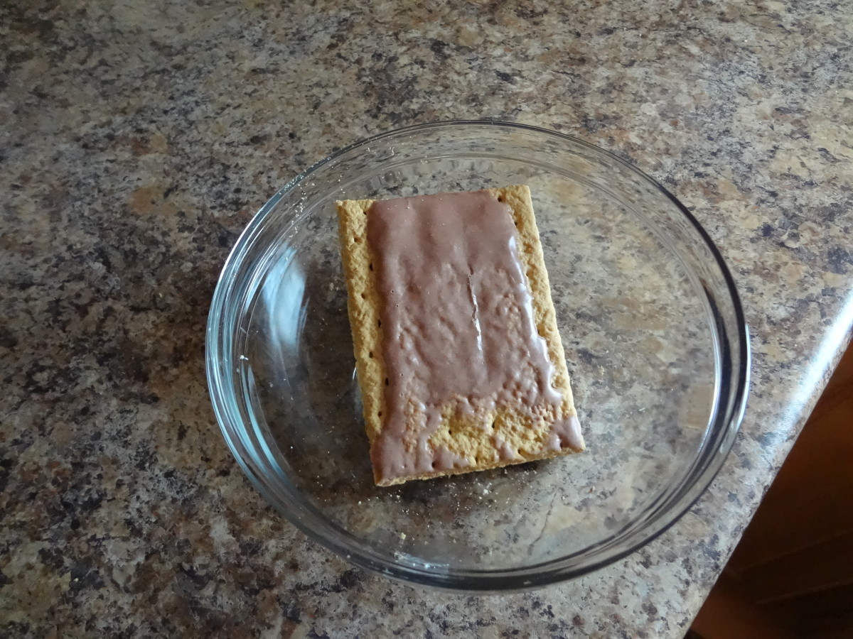 Crumble one more Pop-Tart.