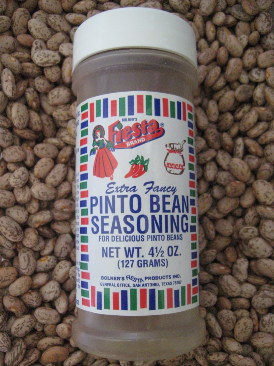 Making delcicious pinto beans is simplified with this great seasoning.