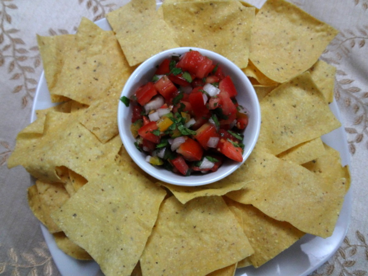 Delicious Fresh Salsa