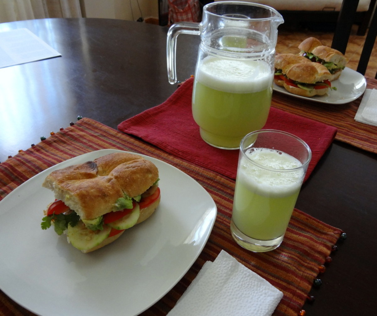 Peruvian Limeade