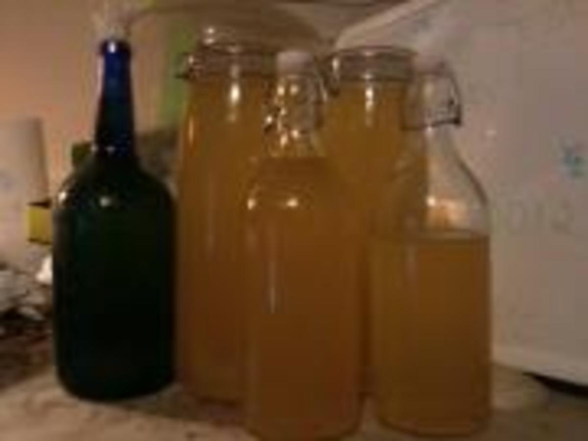 How to Make Hard Apple Cider