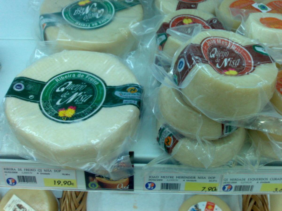 Nisa cheese
