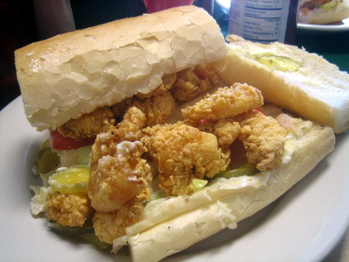 Po Boy from Louisiana