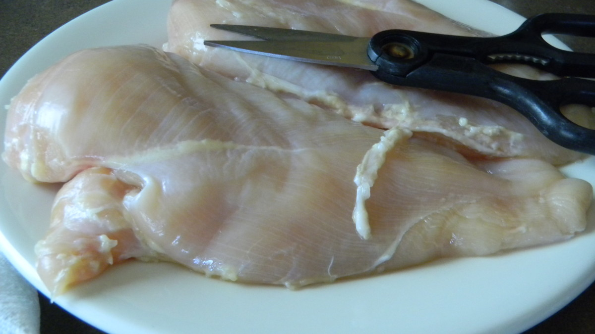 How To Flatten A Chicken Breast