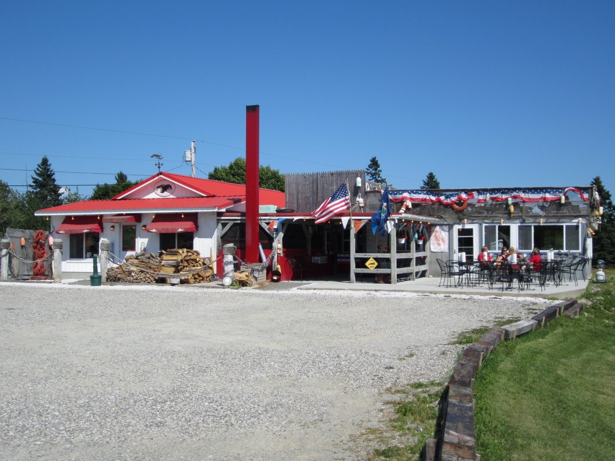 Downeast Lobster Pound