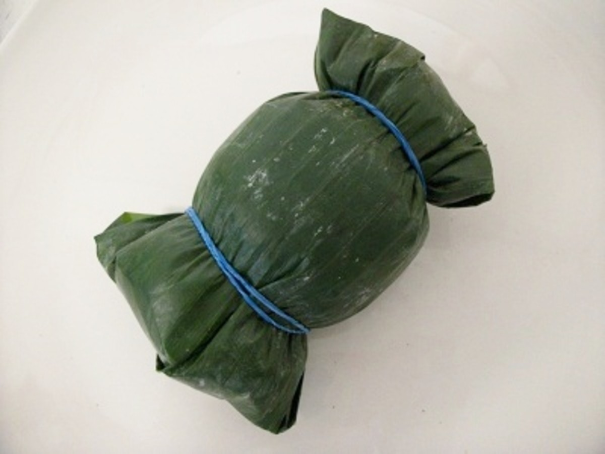 Khao Tom Mud Pouch