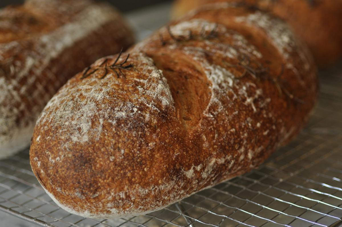 Rosemary Bread Image: © Siu Ling Hui
