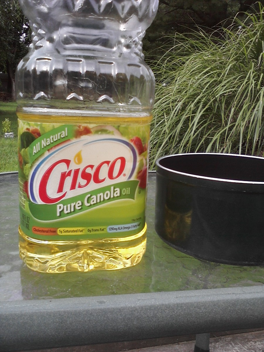Canola (Cooking) Oil