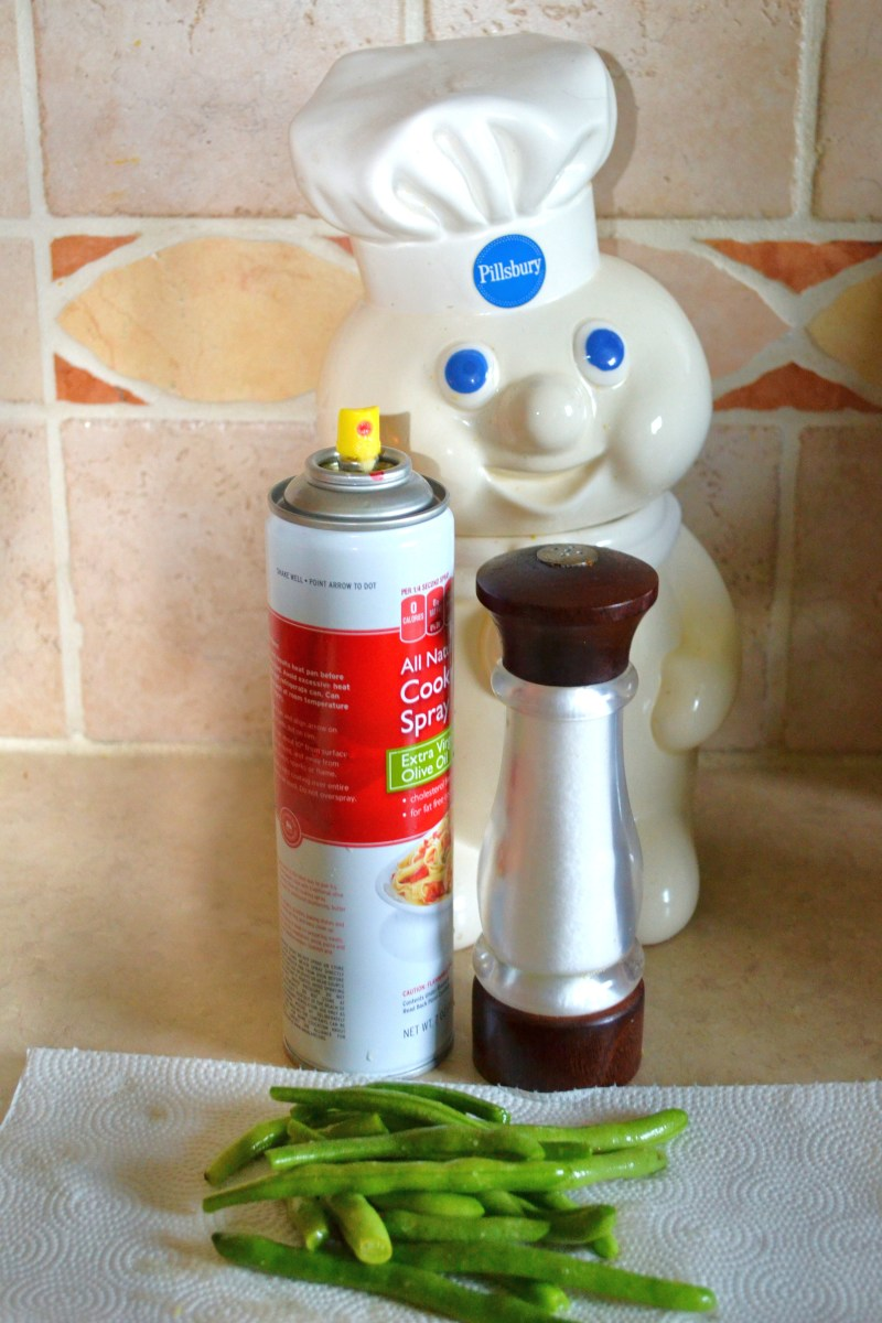 Monsieur Doughboy poses with the ingredients.