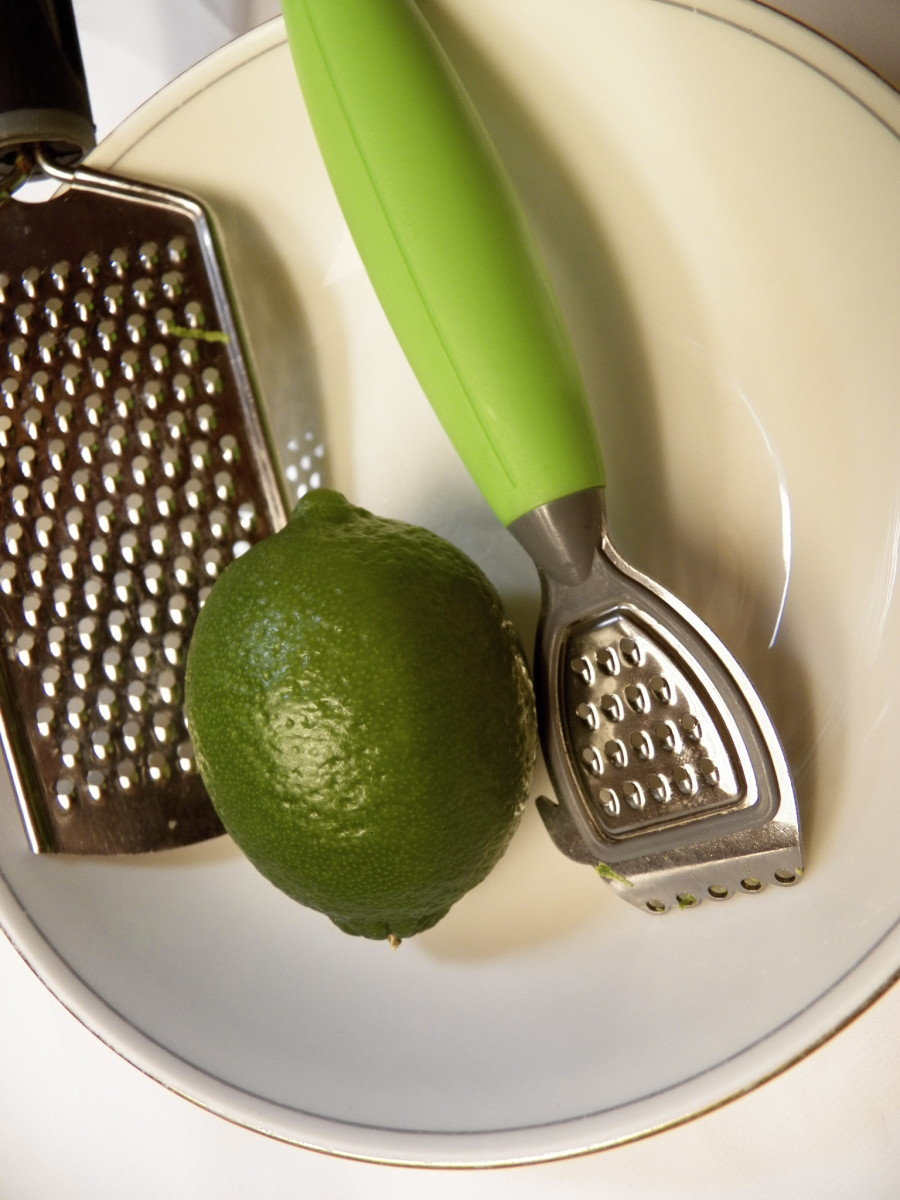 Lime Zest Tools