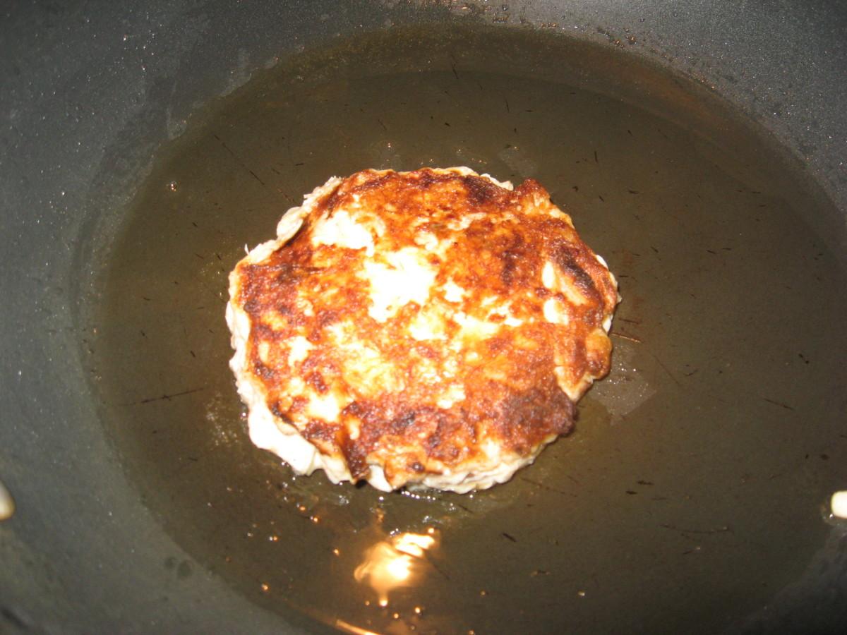 Gourmet Crab Cakes