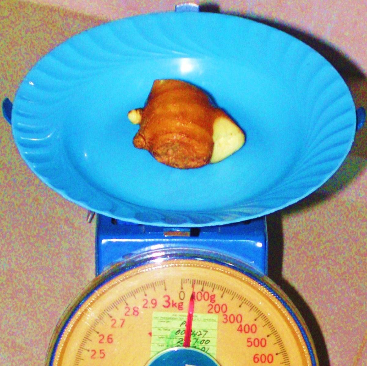 50 Grams of Ginger