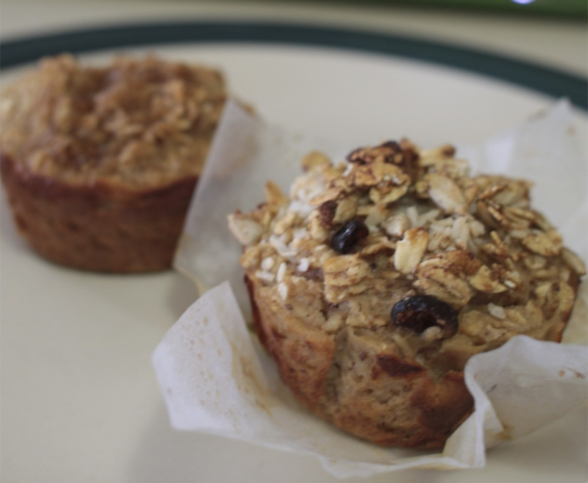 Parchment paper & cook spray (granola topping)