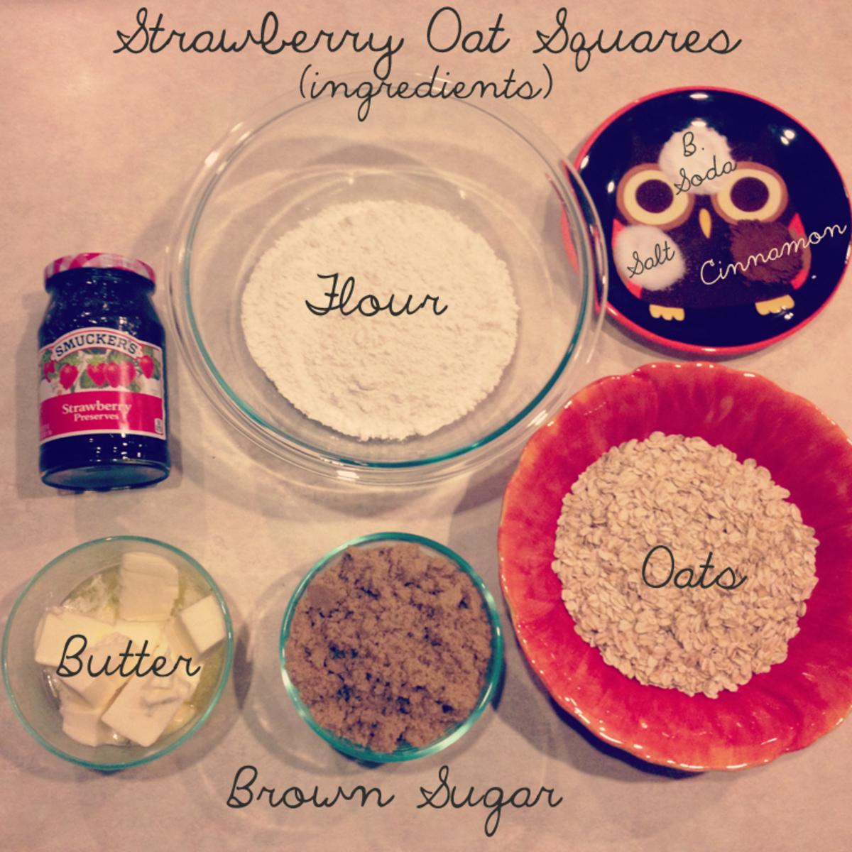 Recipe for Squares