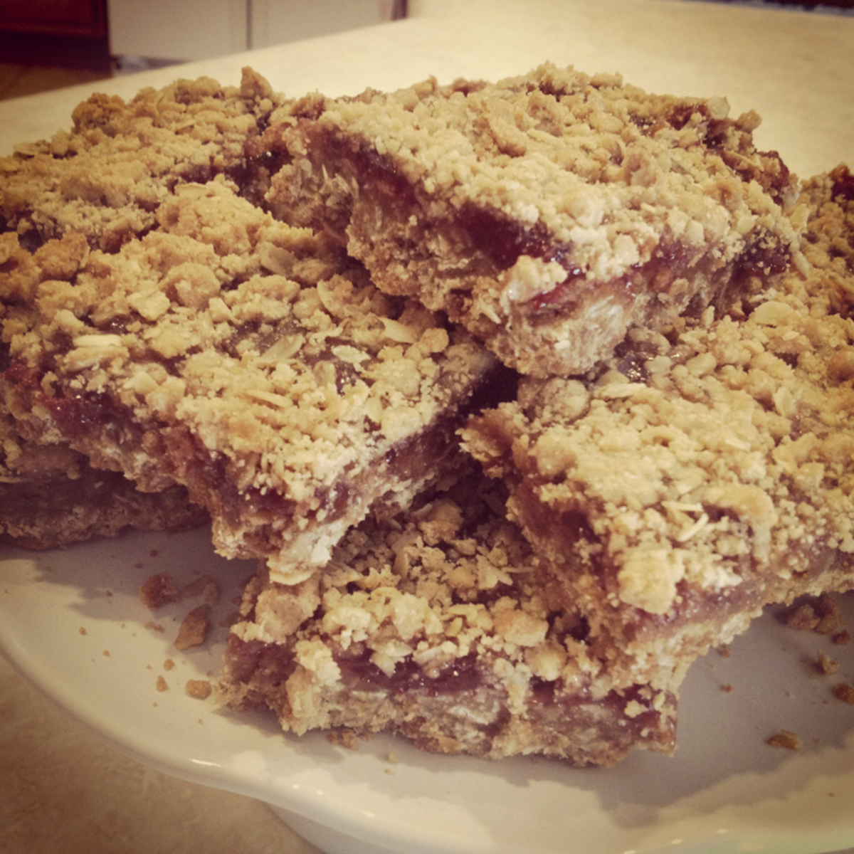 How to Make Oat Squares
