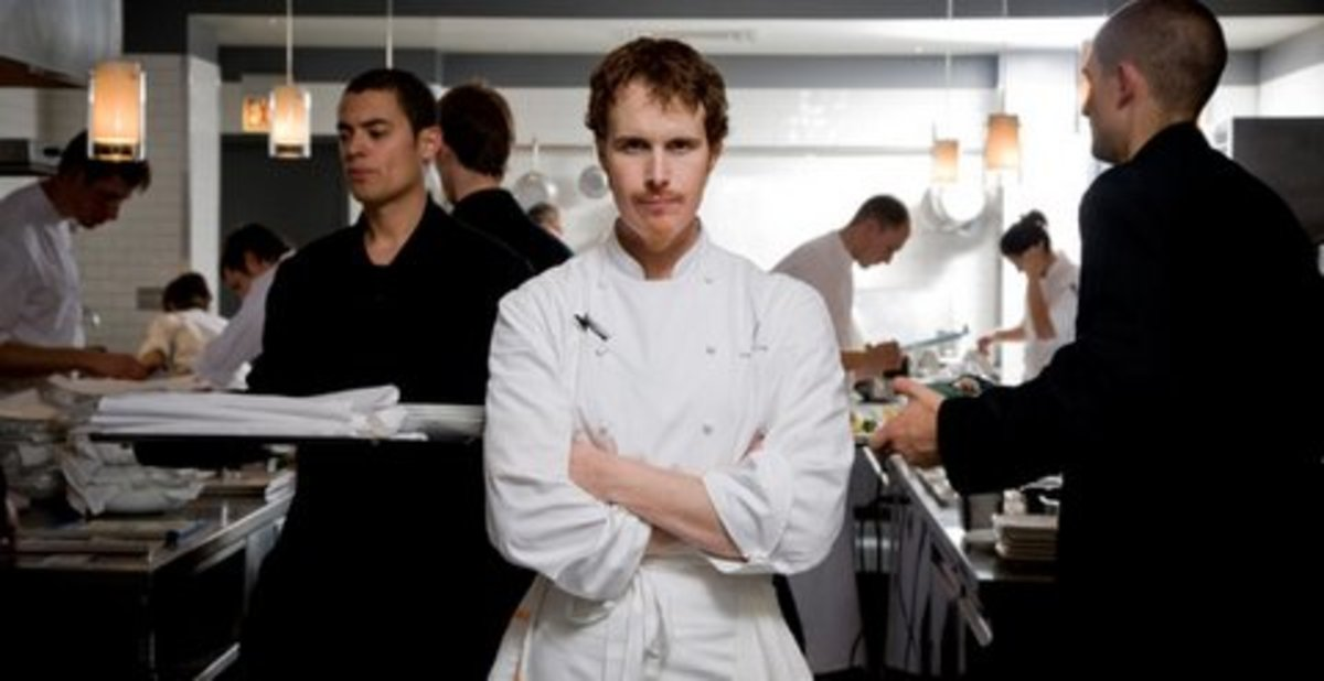 Award-winning chef Grant Achatz developed skin cancer on tongue and chooses chemotherapy radiation instead of surgery