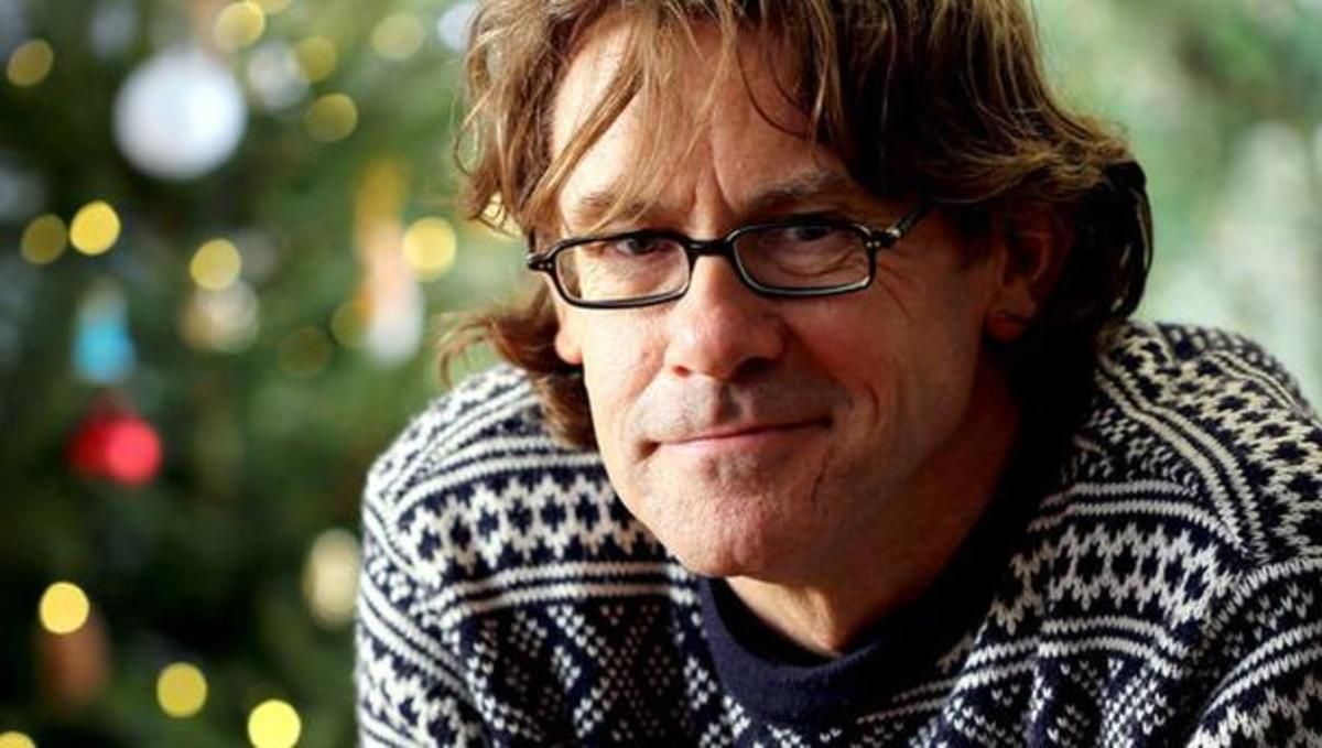 """Nigel Slater, author of 'Toast' and 'Ripe: A Cook in the Orchard"""""""