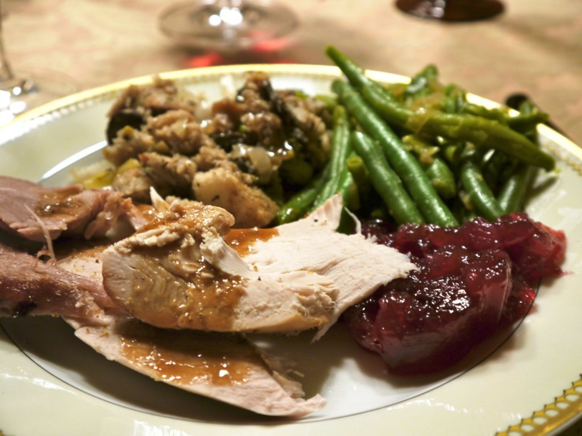 What size turkey should you purchase?