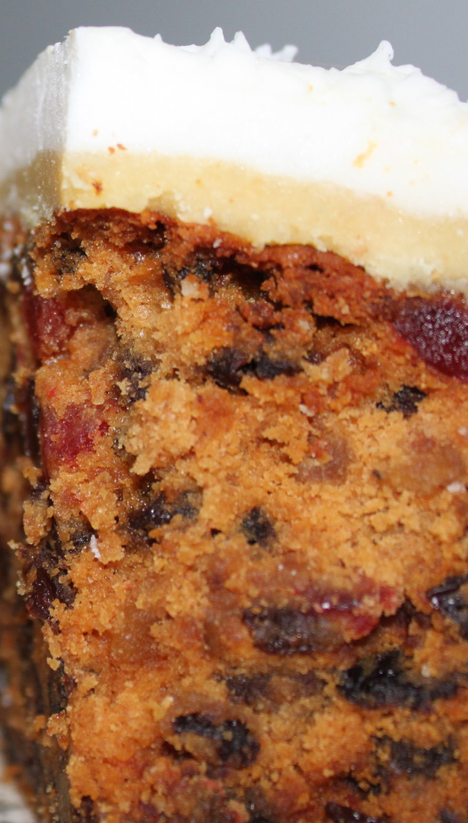 Try this Christmas cake recipe to get these results.
