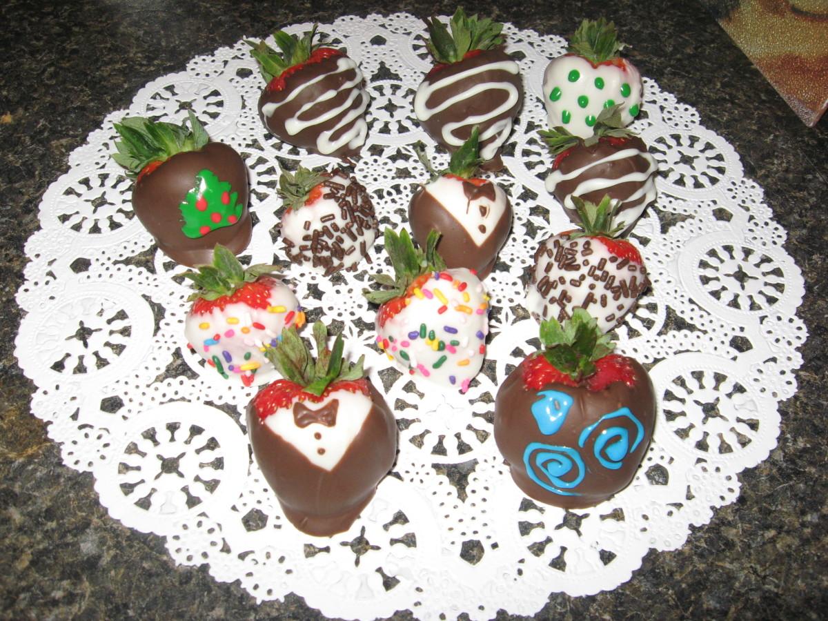 Gourmet Strawberries