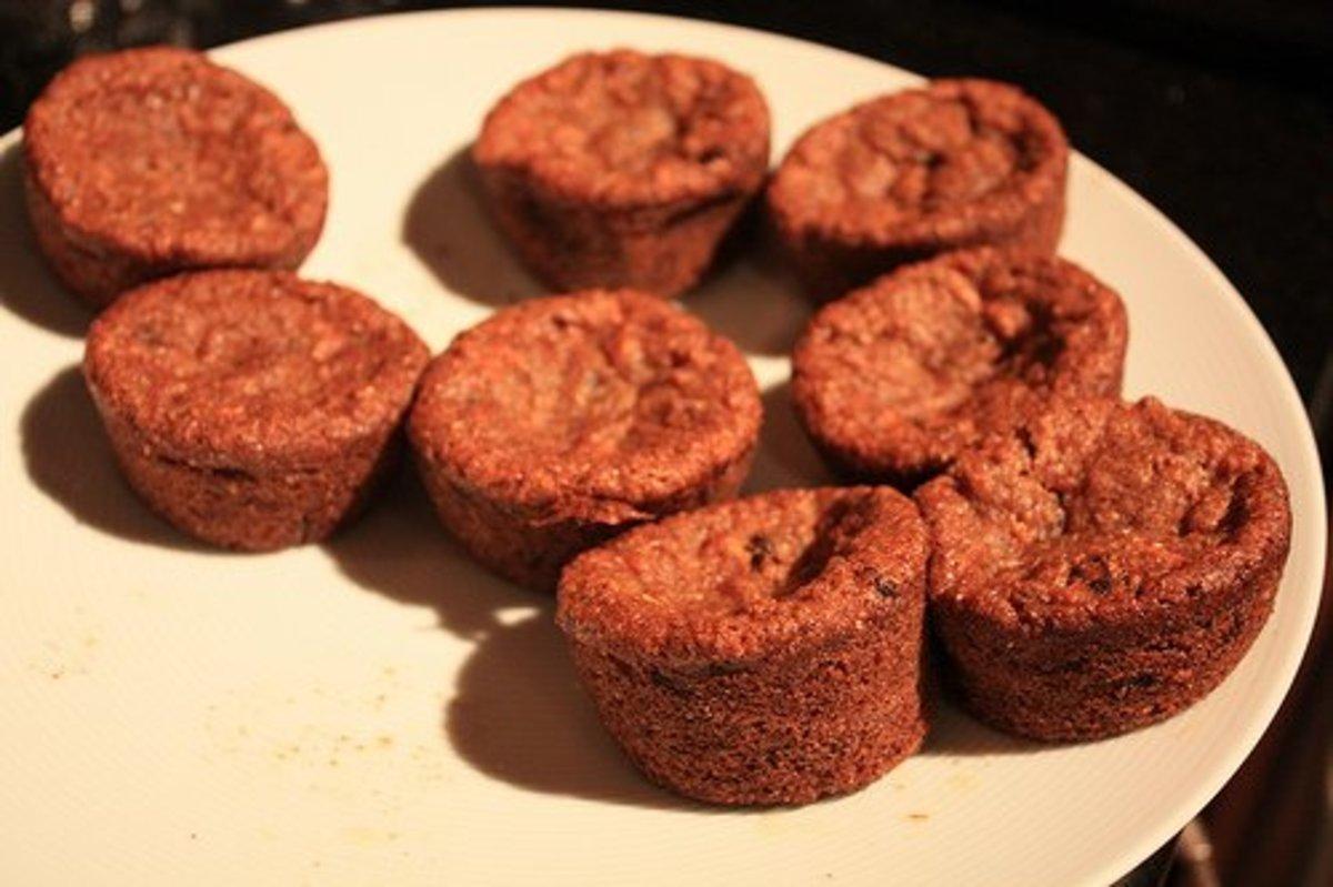Flat Muffins