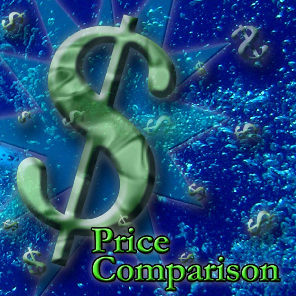 H2O price comparison winner: Trader Joe's!