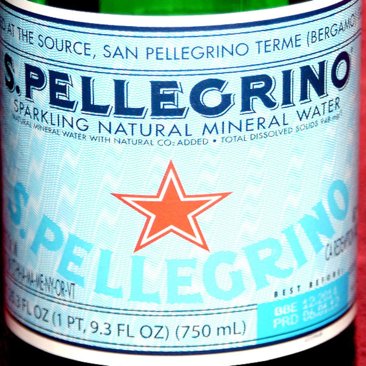 Pellegrino Label