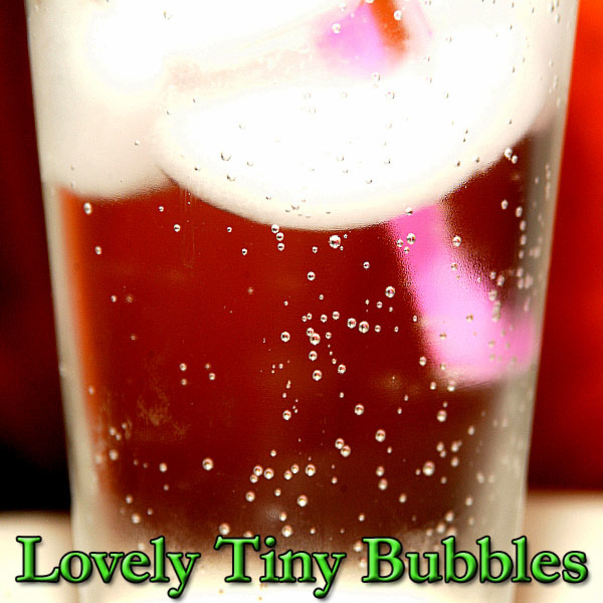 The size of the bubbles counts!