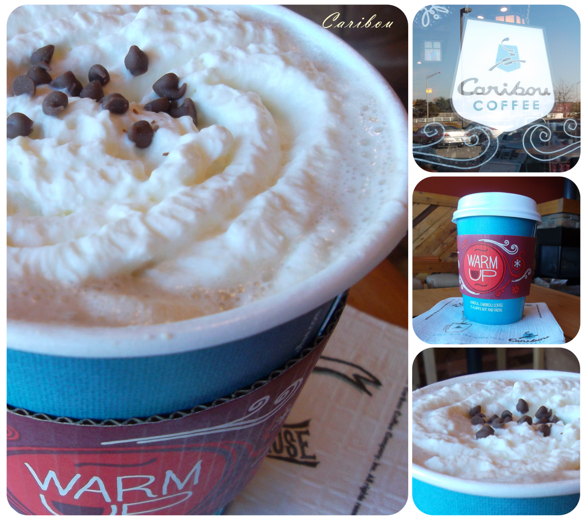 Caribou Coffee Hot Chocolate