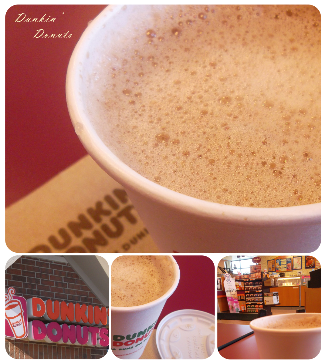 Dunkin' Donuts Original Hot Chocolate