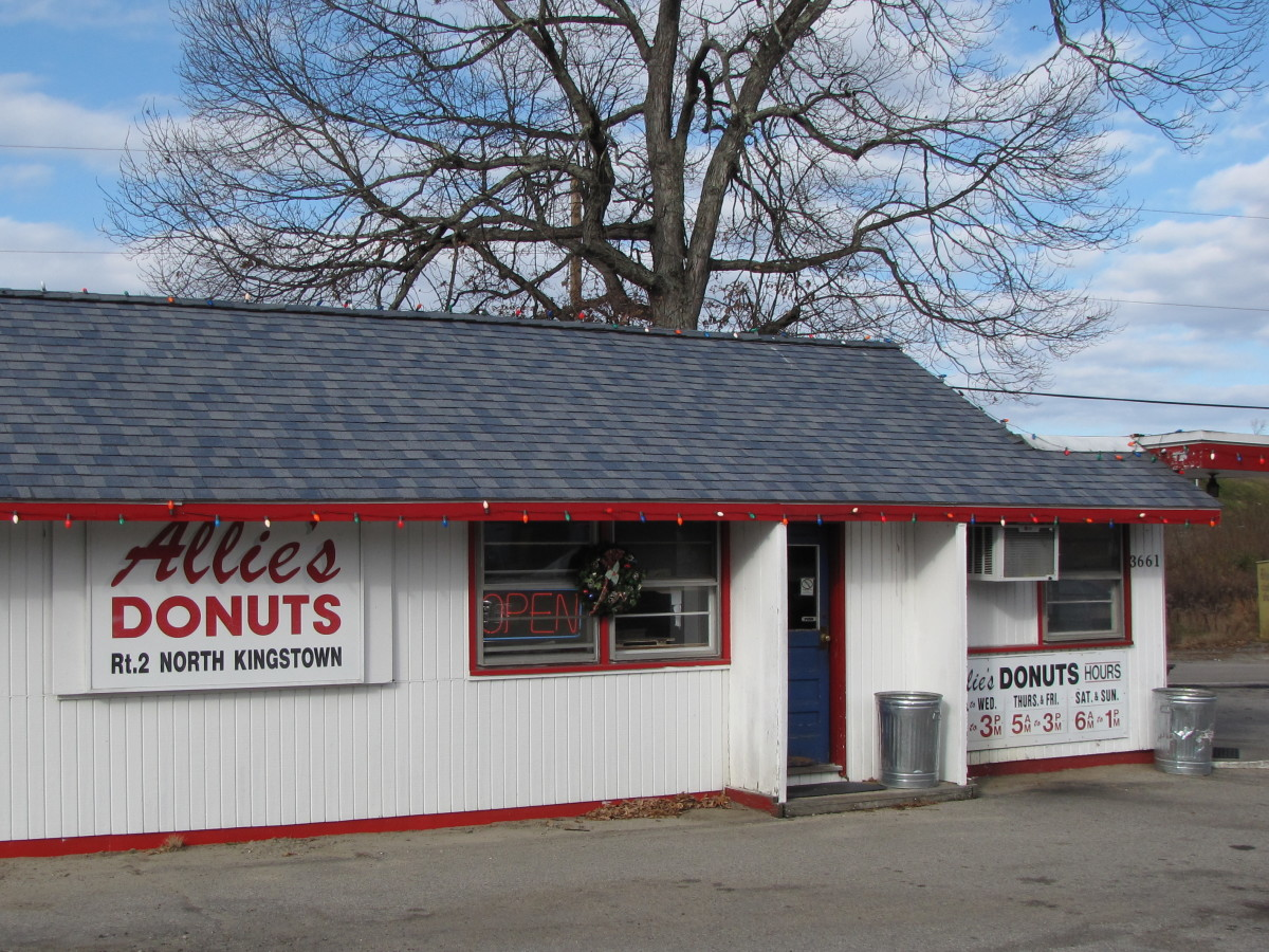 Allie's Donuts