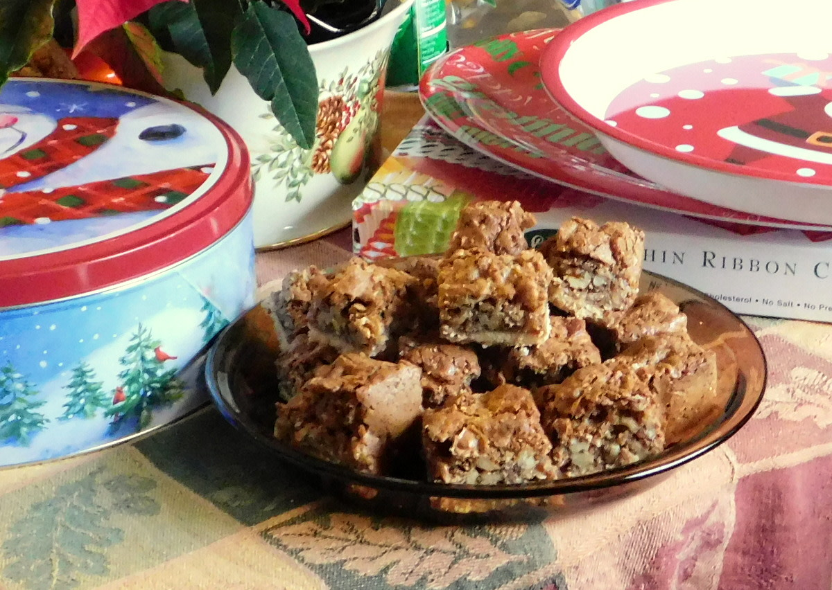 Merry Christmas with Dream Bars!