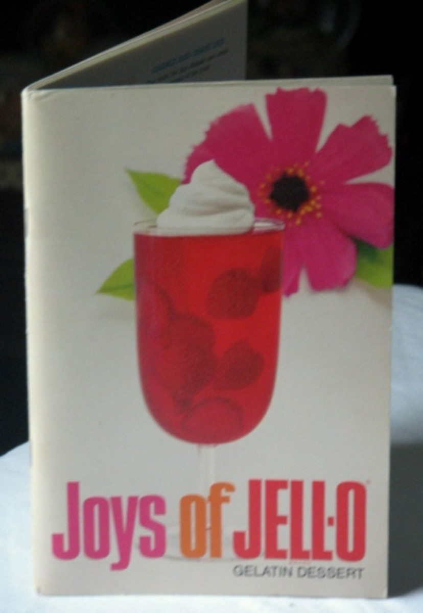 Joys of Jello ~ 1960