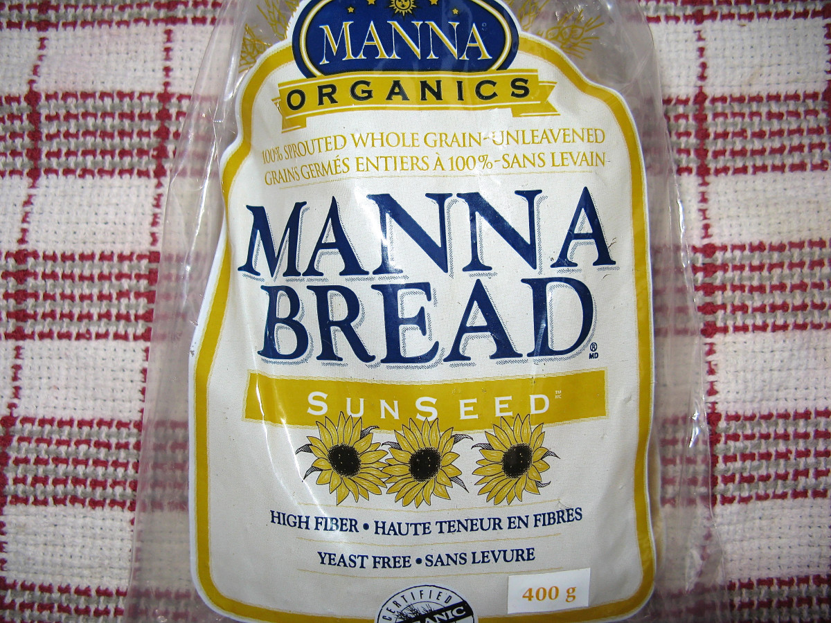 Sunseed manna bread is my favorite kind.