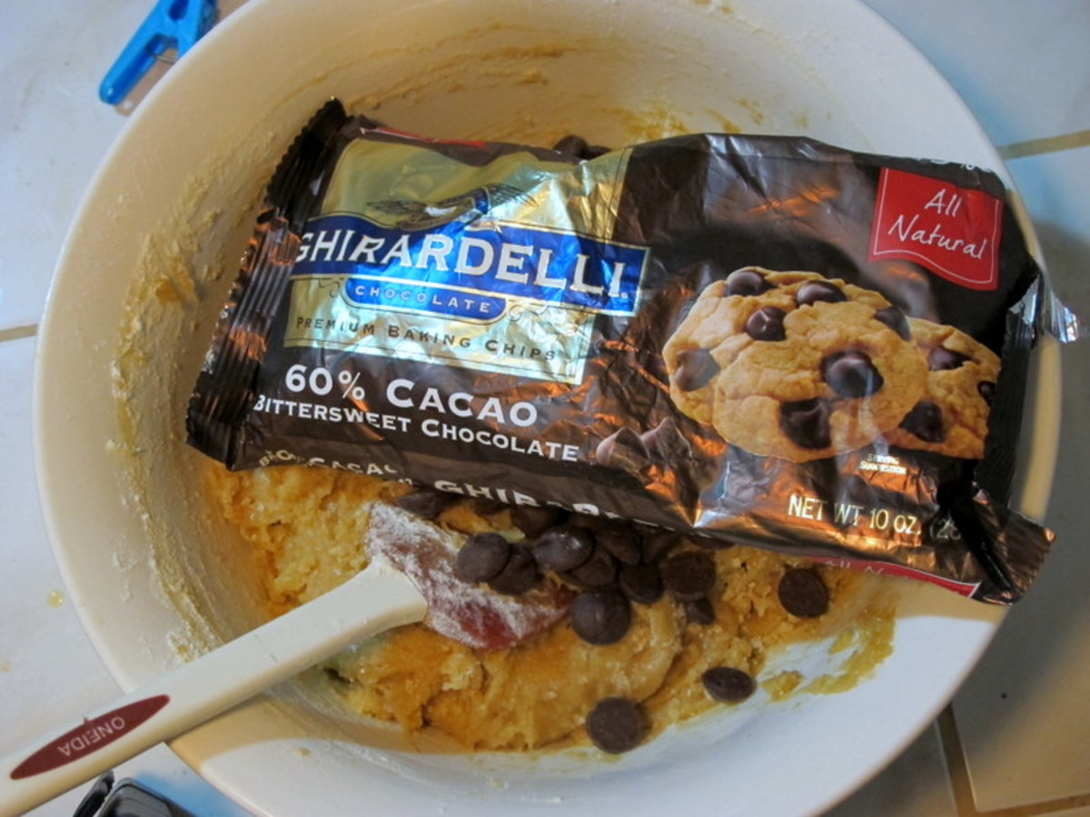 Ghirardelli makes a great chip for dark chocolate lovers!