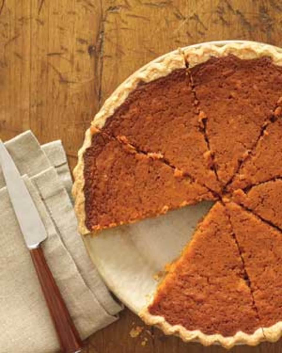 Simple Sweet Potato Pie Recipe