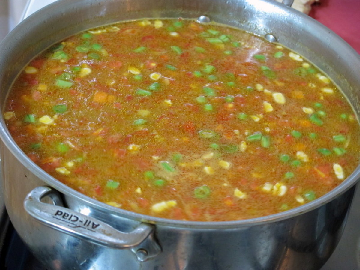 Simmer for 30-40 minutes