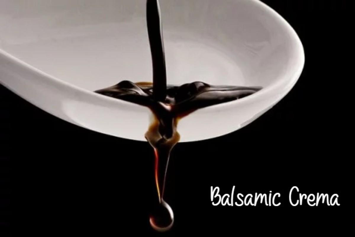 Balsamic Cream