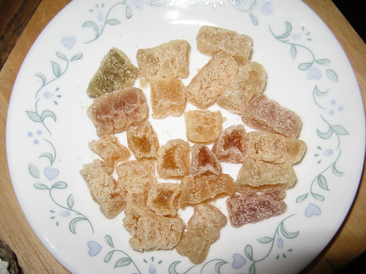 Organic Fruiti Bears
