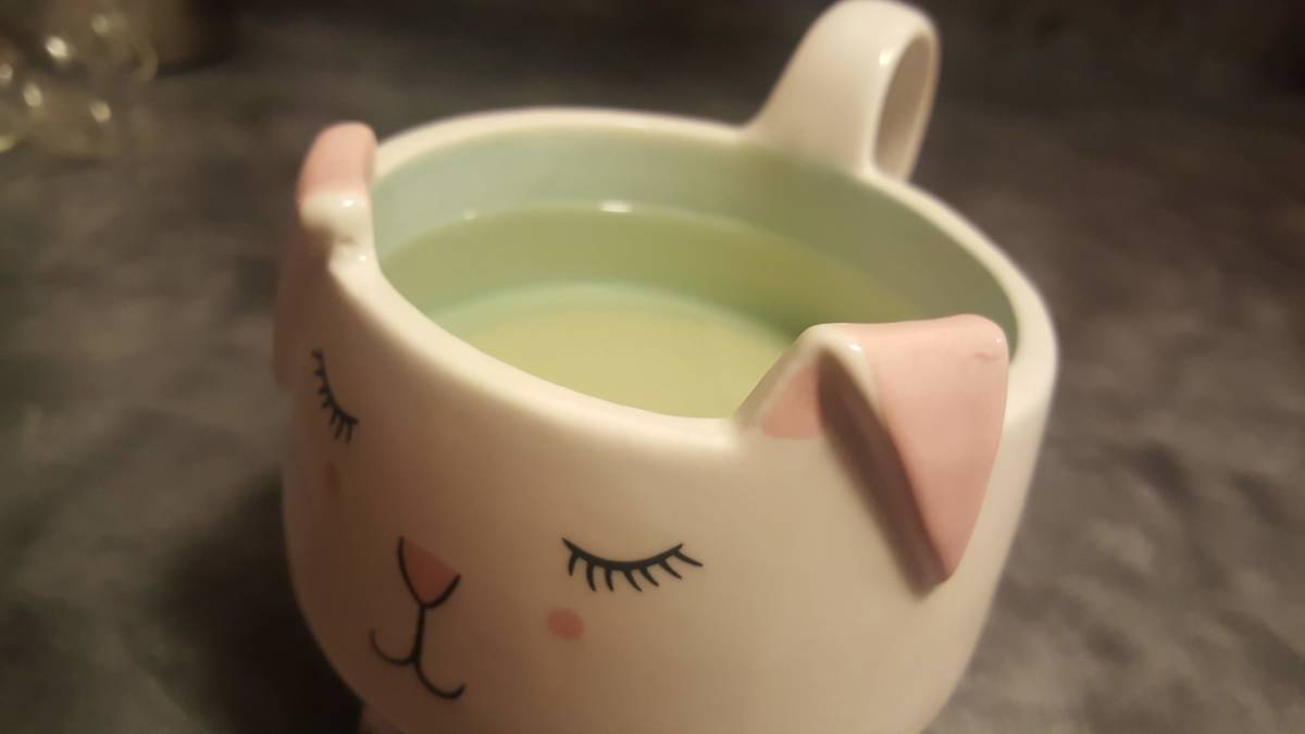 Adorable mug aside, Violet Moon tea makes for excellent, soothing sipping.